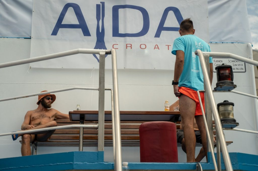 AIDA Croatia depth open Krk 2019