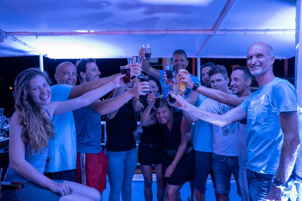 2019 Adriatic Depth Trophy Afterparty